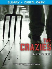 Crazies - (Region A Import Blu-ray Disc)
