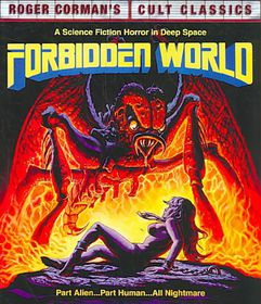 Forbidden World - (Region A Import Blu-ray Disc)
