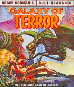 Galaxy of Terror - (Region A Import Blu-ray Disc)