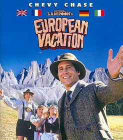 National Lampoon's European Vacation - (Region A Import Blu-ray Disc)