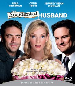 Accidental Husband (2008) (Blu-ray)
