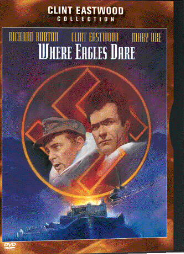 Where Eagles Dare (1968) (DVD)