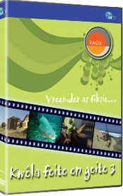 Kwêla - Feite en Geite Vol. 3 (DVD)