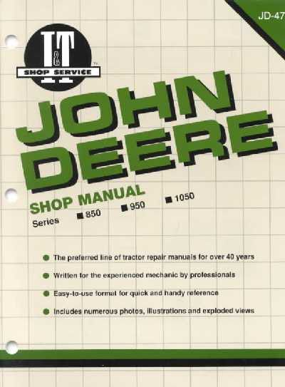 John deere shop manual 850 950 1050 buy online in south africa john deere shop manual 850 950 1050 loading zoom fandeluxe Image collections