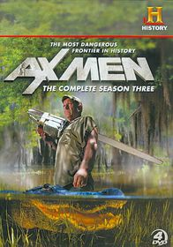Ax Men:Complete Season 3 -(parallel import - Region 1)