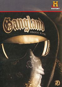 Gangland:Complete Season 5 - (Region 1 Import DVD)