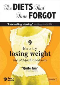 Diets That Time Forgot - (Region 1 Import DVD)