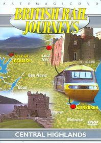 British Rail Journeys:Central Highlan - (Region 1 Import DVD)