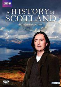 History of Scotland - (Region 1 Import DVD)