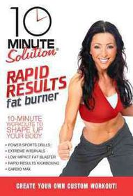 10 Minute Solution:Rapid Results Fat - (Region 1 Import DVD)