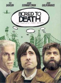Bored to Death:Season 1 - (Region 1 Import DVD)