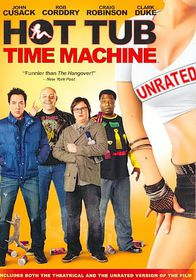 Hot Tub Time Machine - (Region 1 Import DVD)