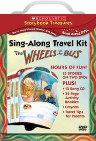 Wheels on the Bus Sing Along Travel K - (Region 1 Import DVD)