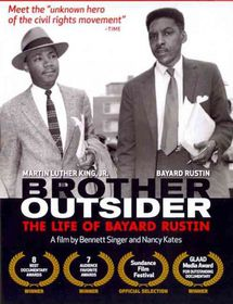 Brother Outsider:Life of Bayard Rusti - (Region 1 Import DVD)