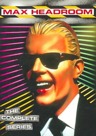 Max Headroom:Complete Series - (Region 1 Import DVD)