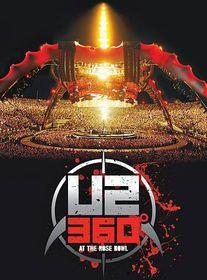 360 Tour:Live at the Pasadena Rose Bo - (Region 1 Import DVD)