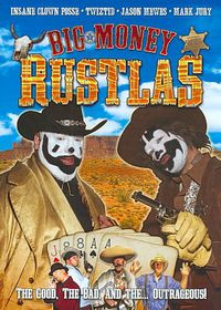 Big Money Rustlas - (Region 1 Import DVD)