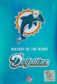 Nfl History of the Miami Dolphins - (Region 1 Import DVD)