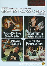 Tcm Greatest Classic Films:Hammer Hor - (Region 1 Import DVD)