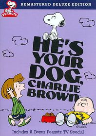 He's Your Dog Charlie Brown - (Region 1 Import DVD)