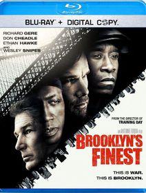 Brooklyn's Finest - (Region A Import Blu-ray Disc)