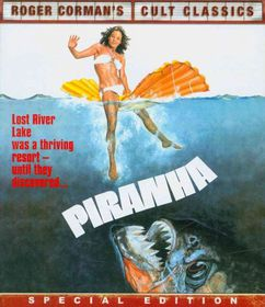 Piranha - (Region A Import Blu-ray Disc)