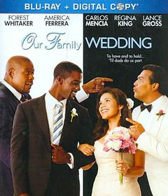 Our Family Wedding - (Region A Import Blu-ray Disc)