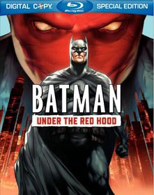 Batman:Under the Red Hood - (Region A Import Blu-ray Disc)