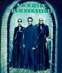 Matrix Reloaded - (Region A Import Blu-ray Disc)