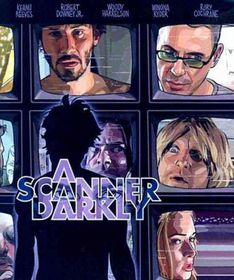 Scanner Darkly - (Region A Import Blu-ray Disc)