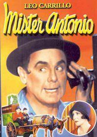 Mister Antonio - (Region 1 Import DVD)