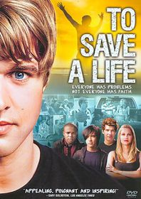 To Save a Life - (Region 1 Import DVD)