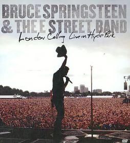 London Calling:Live in Hyde Park - (Region 1 Import DVD)