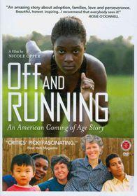 Off and Running - (Region 1 Import DVD)
