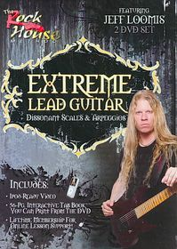 Extreme Lead Guitar - (Region 1 Import DVD)