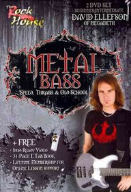 Metal Bass - (Region 1 Import DVD)