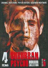 Suburban Psycho Horror Collection - (Region 1 Import DVD)