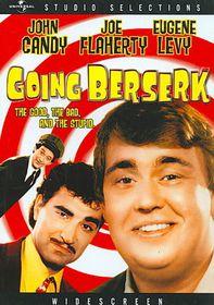 Going Berserk - (Region 1 Import DVD)