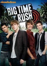 Big Time Rush - (Region 1 Import DVD)