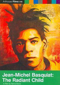 Jean Michel Basquiat:Radiant Child - (Region 1 Import DVD)