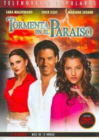 Tormenta En El Paraiso - (Region 1 Import DVD)