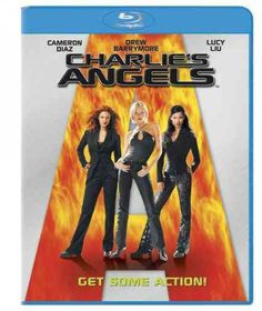 Charlie's Angels - (Region A Import Blu-ray Disc)