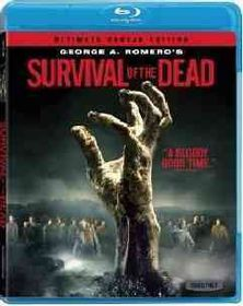 Survival of the Dead:Ultimate Undead - (Region A Import Blu-ray Disc)