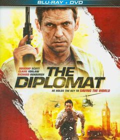Diplomat - (Region A Import Blu-ray Disc)