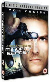 Minority Report - (Import DVD)