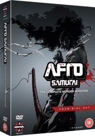 Afro Samurai: Complete Murder Sessions - (Import DVD)