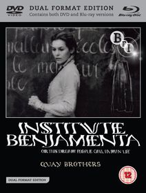 Institute Benjamenta - (Import Blu-ray Disc)