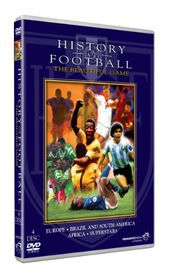 History of Football: The Beautiful Game - (Import DVD)