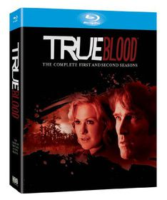 True Blood: Season 1 and 2 - (Import Blu-ray Disc)