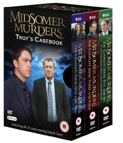 Midsomer Murders: Troy's Casebook - (Import DVD)